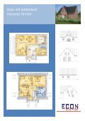 Haus mit Satteldach Variante 70-010 - ECON Werkzeuge - Seite 2
