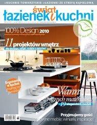 świat łazienek i kuchni 6/2010 - Marmorin