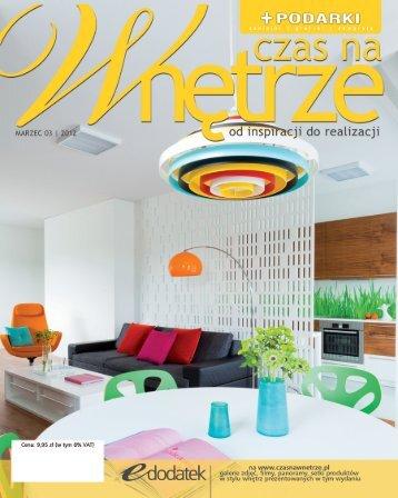 design & home nr 3/2012 - Marmorin