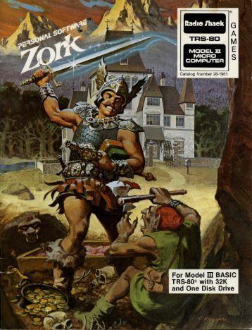 zorkps-manual - Museum of Computer Adventure Game History