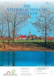 DNG 2-2013 - Niedersächsischer Städte- und Gemeindebund