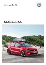 Zubehör für den Polo. - Alle Kataloge