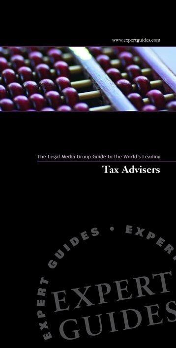 Tax Advisers - Deloitte