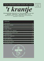t krantje (Lommel) november 2010 - Geneeskunde voor het Volk