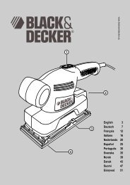 KA300 EUR.book - Service - Black & Decker