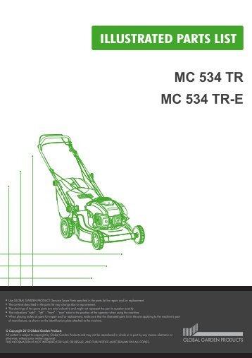 MC 534 TR MC 534 TR-E