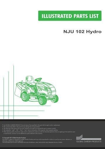 NJU 102 Hydro