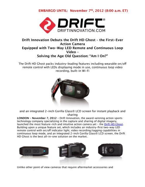 DriftInnovation_DriftHDGhost_Launch _Release_11.7.12_FINAL (1)
