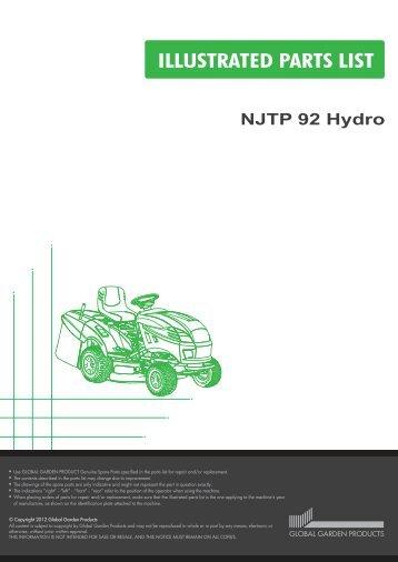 NJTP 92 Hydro
