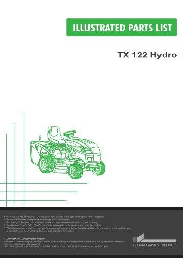 TX 122 Hydro