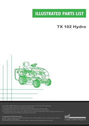 TX 102 Hydro