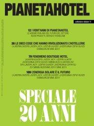 12 I VENT'ANNI DI PIANETAHOTEL 26 LE DIECI COSE ... - B2B24