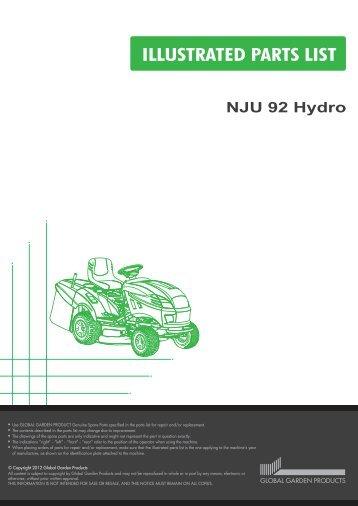 NJU 92 Hydro