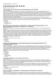 Onderzoeksprojecten (20 - 30 van 87)
