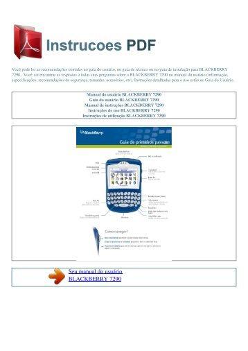 7290 (guia de primeiros passos) - INSTRUCOES PDF