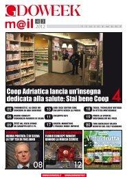 Coop Adriatica lancia un'insegna dedicata alla salute: Stai bene Coop
