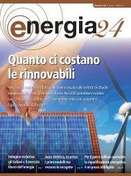 Quanto ci costano le rinnovabili - B2B24 - Il Sole 24 Ore