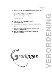 Nederland - Gemeente Groningen