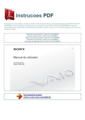 manual do usu u00e1rio sony ericsson c905