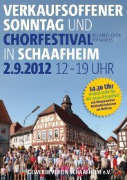 Download als PDF - Gewerbeverein Schaafheim
