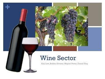 Wine Sector