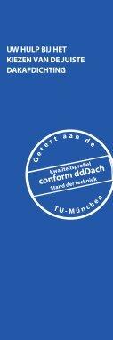 Kunststof dakbaan van ECB en FPO/TPO - Lucobit AG - Page 2