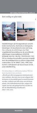 Kunststof dakbaan van ECB en FPO/TPO - Lucobit AG - Page 4
