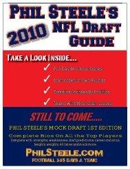 2010 Draft Guide - Phil Steele