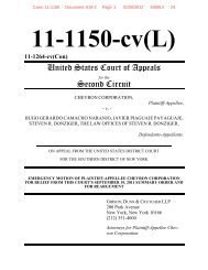 United States Court of Appeals Second Circuit - Letters Blogatory