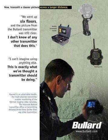 Bullard Transmitter Handle PDF