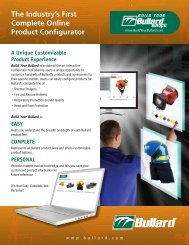 The Industry's First Complete Online Product Configurator - Bullard