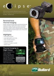 Thermal Imaging vs. Night Vision - Bullard