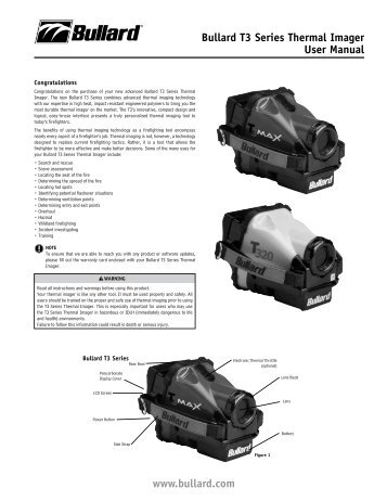 Bullard POWERHOUSE™ Charging Station User Manual