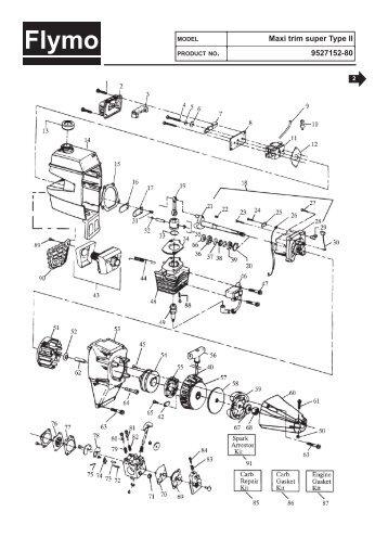 IPL, Flymo, GLM, 9647350, 1987-04, Cultivator