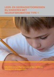 leer- en gedragsstoornissen bij kinderen met ... - Erasmus MC
