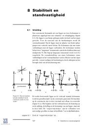 8 Stabiliteit en standvastigheid - Vssd