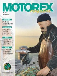magazine - Motorex
