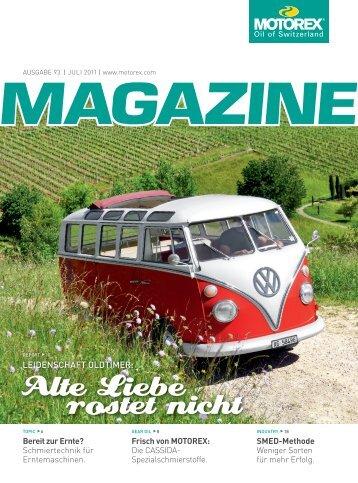 Magazin Nr. 93 - FS Filter und Schmierstofftechnik GmbH