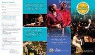 FOM Brochure - George Mason University School of Music