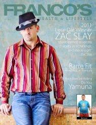 ZAC SLAY - Franco's Athletic Club