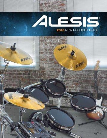 2010 e-percussion catalog 2010 new product guide - Musicworld.bg
