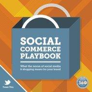 Social Commerce Playbook - 360i