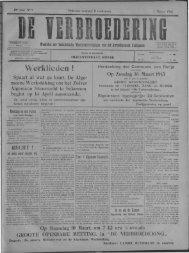 Weekblad der Socialistische Werkersvereenigiügen Yan het ...