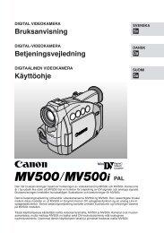 MV500i - Canon Europe