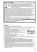 Betjeningsvejledning - Canon Europe - Page 3