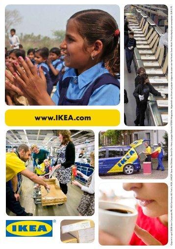 Mens & milieu brochure (Nederlands, pdf) - Ikea