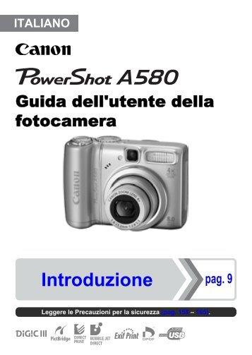 Introduzione - Canon Europe