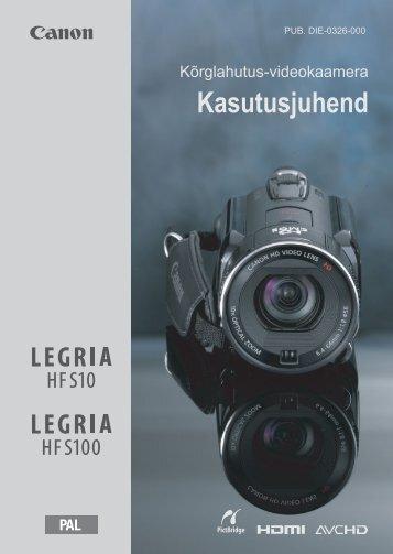 Kasutusjuhend - Canon Europe