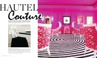 Hotel Couture - Lisa Arcella