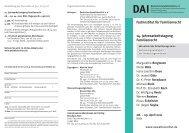 14. Jahresarbeitstagung Familienrecht - Deutsches Anwaltsinstitut eV
